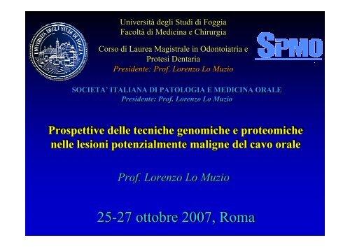 Terapia de cáncer de próstata de Roma
