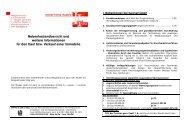 Nebenkostenübersicht Kauf - Immobilien in Österreich.