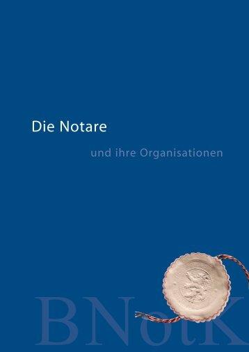 Die Notare - Netzwerk Europäische Bewegung Deutschland