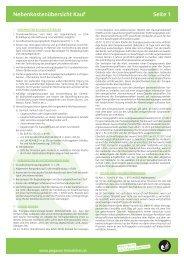 Kauf-/ Verkauf einer Immobilie - Pegasus Immobilien