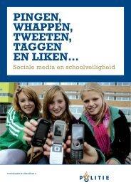 Pingen, whaPPen, tweeten, taggen en liken…