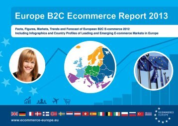 Europe B2C Ecommerce Report 2013