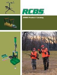 2008 Product Catalog - Ravell
