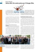 Riunione vendite 2011: Strike 2012 - Elbe Holding GmbH & Co. KG - Page 2