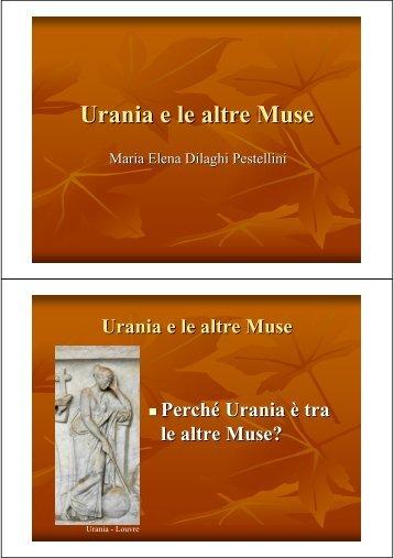 Le Muse nel Rinascimento - Provincia di Livorno