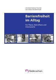 Barrierefreiheit im Alltag - Behindertenbeauftragter des Landes ...