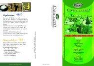 mailing n.6 - marzo 2003 - Circolo del Castellazzo