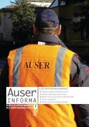 gennaio - Auser