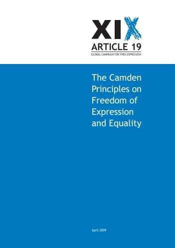 the-camden-principles-on-freedom-of-expression-and-equality