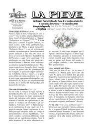 III domenica di Avvento 16 dic 2012.pdf - Pieve di San Martino
