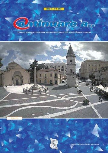 Maggio 2012 - Peoplecaring.telecomitalia.it - Telecom Italia