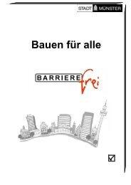 Barrierefrei - KOMM Münster