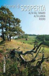 Itinerari di SCOPERTA - Regione Piemonte