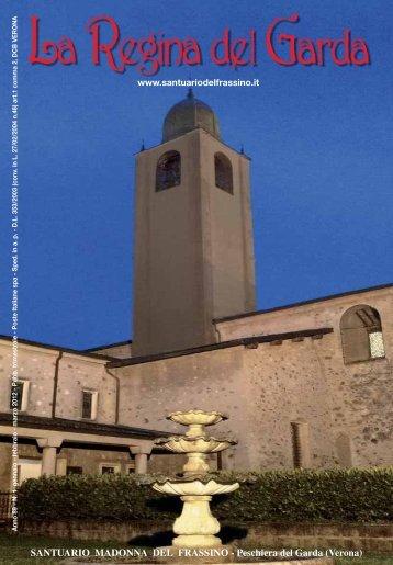 1 Genn-Febb-Mar 2012 - Santuario della Madonna del Frassino