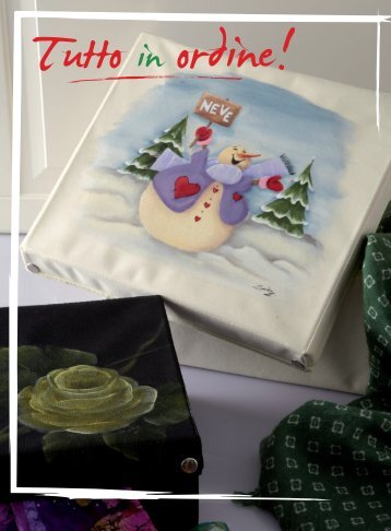 scatole Zacchi - Sondra Zacchi