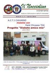 Nocciolino Aprile2012 - ACTI Chivasso