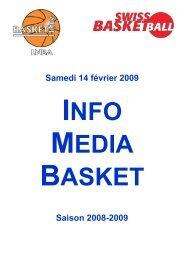 Samedi 14 février 2009 Saison 2008-2009 - 1-2-3-4-5-6