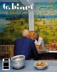 Interview in Cabinet magazine - Bernard Harcourt