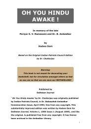 Oh You Hindu... AWAKE! - Asim Iqbal 2nd Islamic Downloads