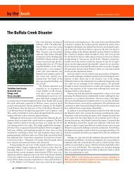 The Buffalo Creek Disaster - Los Angeles County Bar Association