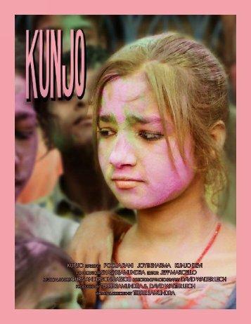 KUNJO STARRING POOJA RANI JOYTI ... - kunjothefilm.com