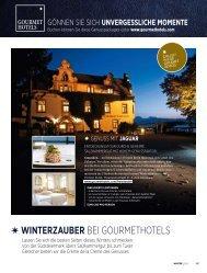 REISEv - Gourmet-Hotels