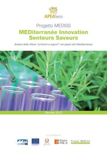 MEDiterranée Innovation Senteurs Saveurs - Programme Med