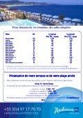 BROCHURE BANQUET Printemps Ete FR - Radisson Blu - Page 3