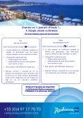 BROCHURE BANQUET Printemps Ete FR - Radisson Blu - Page 4