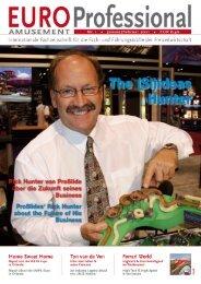 Hansa-Park legt 2011 mit Familien-Abenteuer nach - TAA Industries