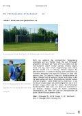 Saisonreport Altliga 2010 - SV Gesees 1977 eV - Seite 6