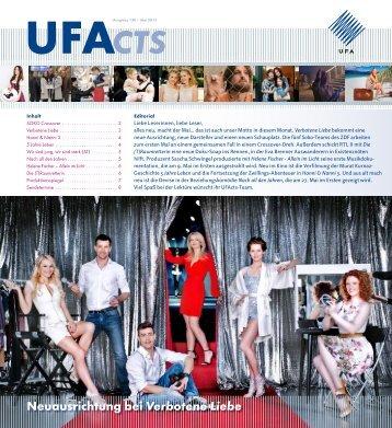 UFActs - No. 130 vom 01.05.2013