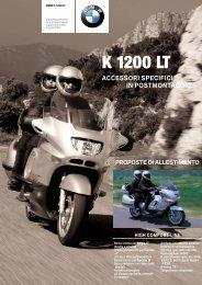 K1200 LT - BMW Italia Moto