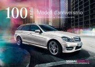 Modelli d'anniversario - Mercedes-Benz Automobil AG
