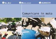 Comunicare in moto - AVS Microelettronica