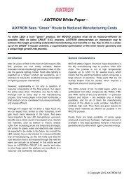 Download White Paper - Aixtron