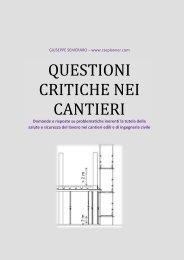 QUESTIONI CRITICHE NEI CANTIERI – www.cseplanner.com