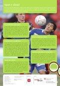 """Foglio informativo """"Alcool si ma con moderazione"""" - Cool and Clean - Page 4"""