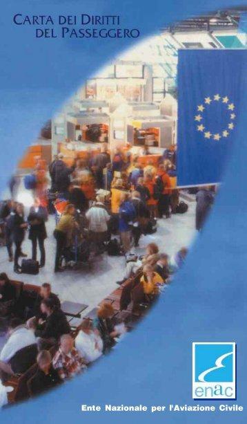 Carta dei diritti del passeggero - Clamer Travel
