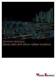 General catalogue Epoxy resin and silicon rubber insulators
