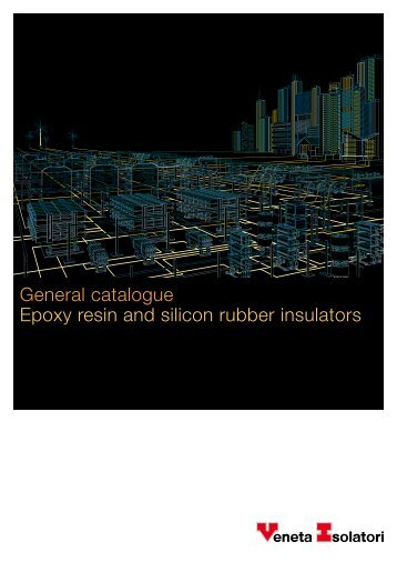 General catalogue Epoxy resin and silicon rubber insulators