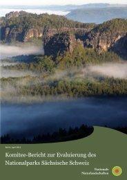 Komitee-Bericht Nationalpark Sächsische Schweiz - EUROPARC ...