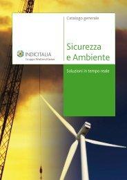Catalogo generale Sicurezza e Ambiente - Indicitalia