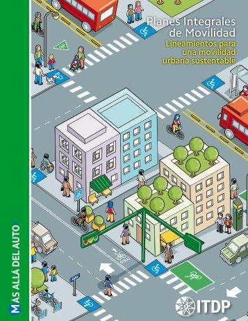 Planes Integrales de Movilidad - ITDP México