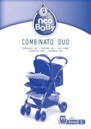 COMBINATO DUO - Neo Baby