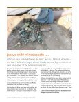 Key Findings on Children and Artisanal Mining in Kambove DRC - Page 3
