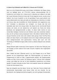 Bericht mit Ergebnissen (PDF, 29.26 kB) - Schulsport-Hamburg.de