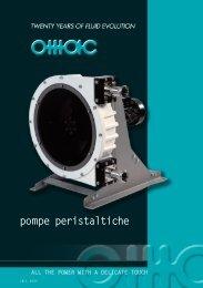 OMAC pompe peristaltiche - Sea S.r.l.