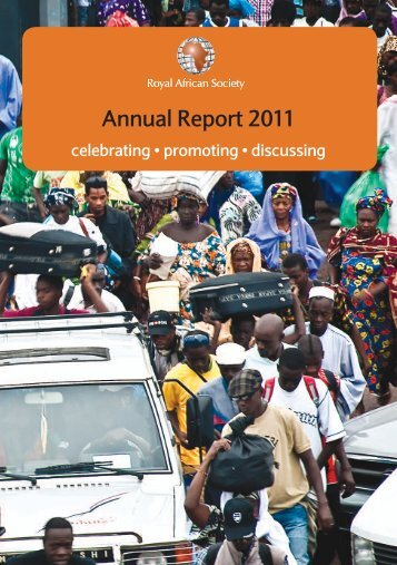 ras annual report 2011.pdf - Royal African Society