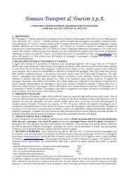 Tomasos Transport & Tourism S.p.A. - TTT Lines